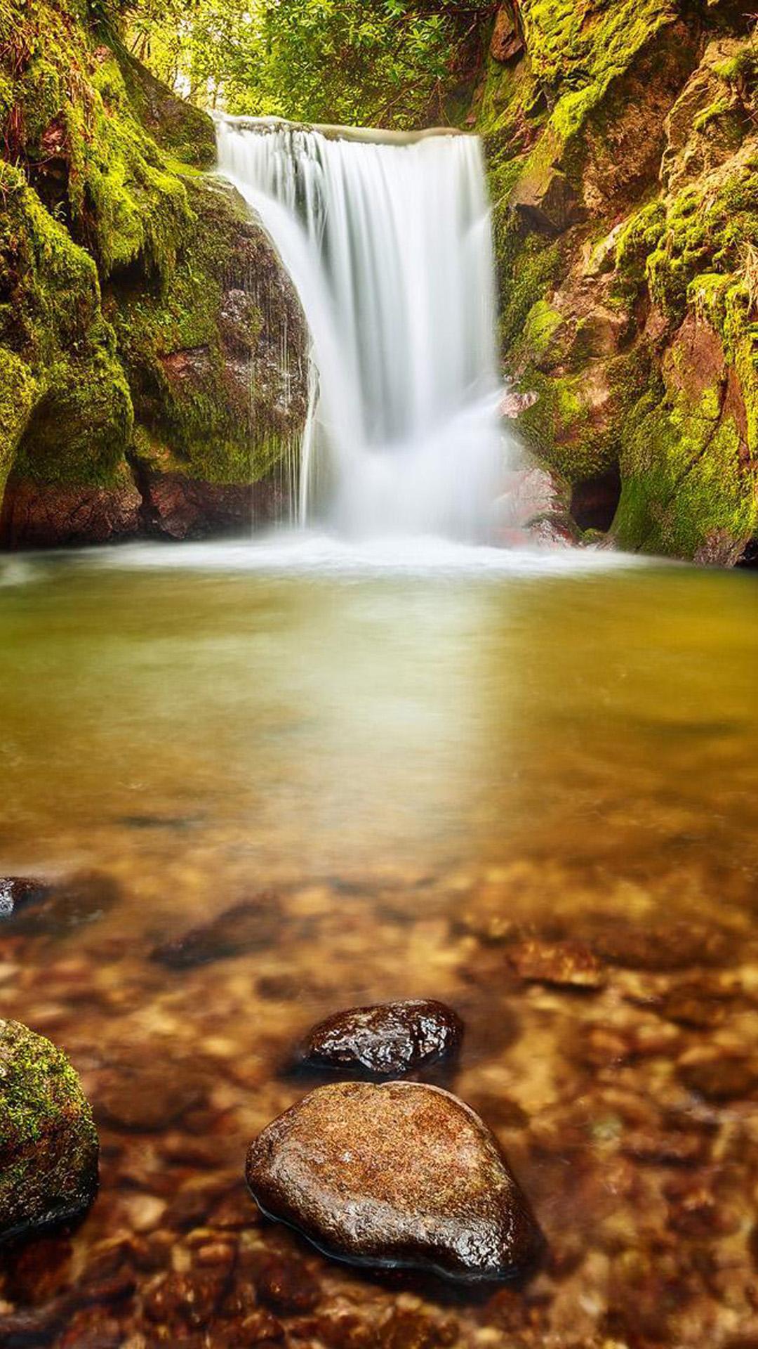 Waterfall Galaxy S5 Wallpapers 14