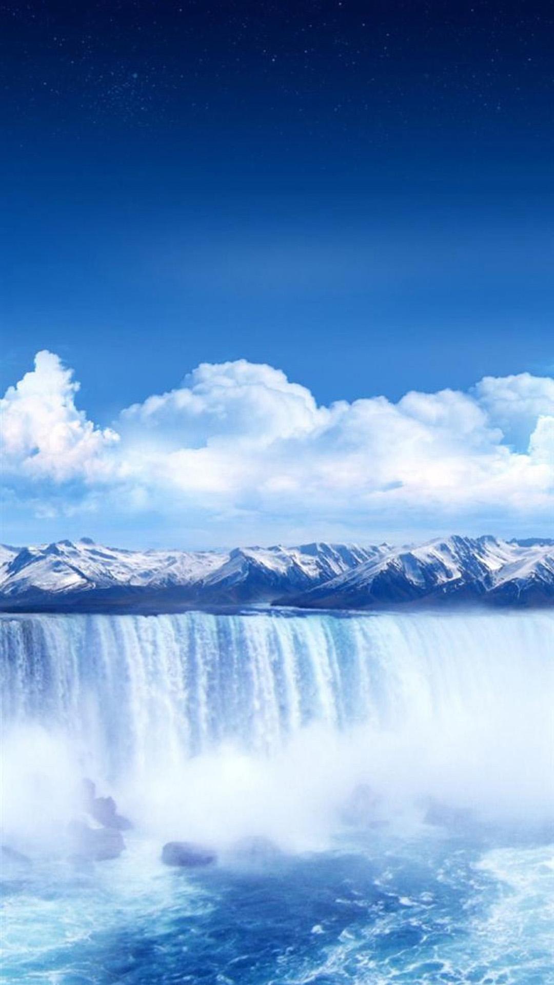 Waterfall Galaxy S5 Wallpapers 15