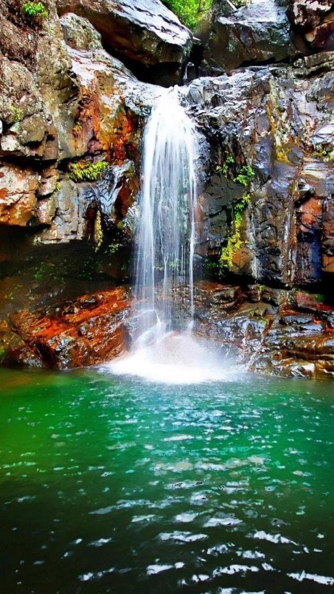 Waterfall Galaxy S5 Wallpapers 17