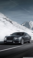 2012 bentley continental HD Wallpaper iPhone 6 plus