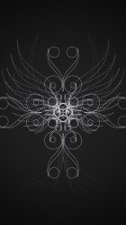 Abstract illustration HD Wallpaper iPhone 6 plus