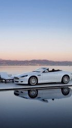 Aston martin db9 HD Wallpaper iPhone 6 plus