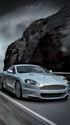 Aston martin dbs 2 HD Wallpaper iPhone 6 plus
