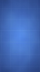 Background Blue grid HD Wallpaper iPhone 6 plus