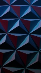 Background triangle-pattern HD Wallpaper iPhone 6 plus
