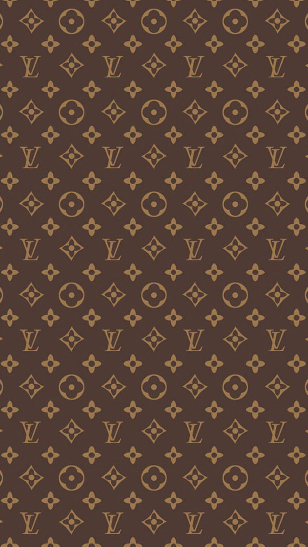 Wallpaper iphone louis vuitton - Brown Lv Louis Vuitton Hd Wallpaper Iphone 6 Plus