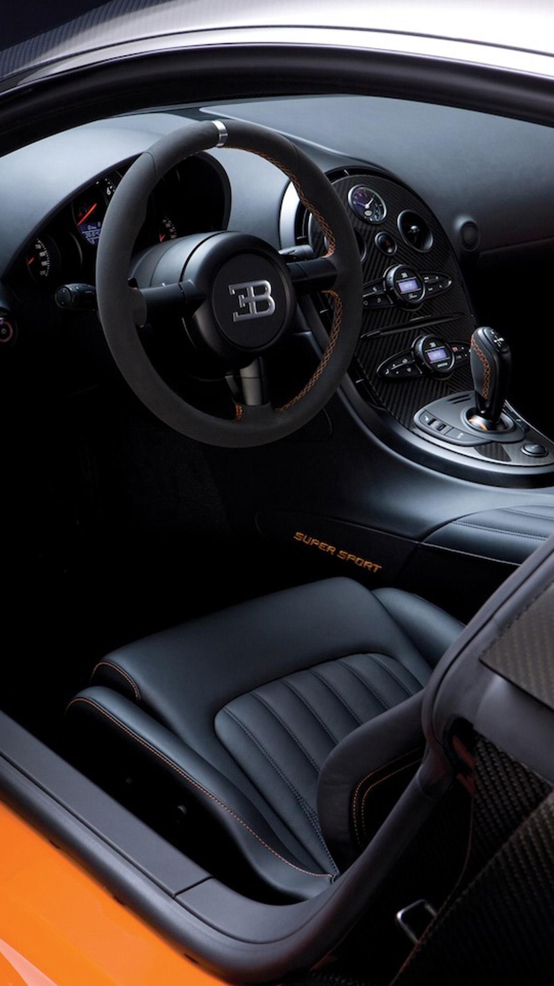 Bugatti driver interior hd wallpaper iphone 6 plus for Interior iphone 6