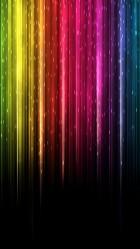 Color stripes iPhone 6 plus Wallpaper