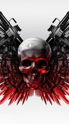 Funny The expendables 01 HD Wallpaper iPhone 6 plus