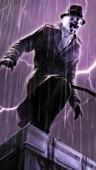 Funny Watchmen rorschach HD Wallpaper iPhone 6 plus