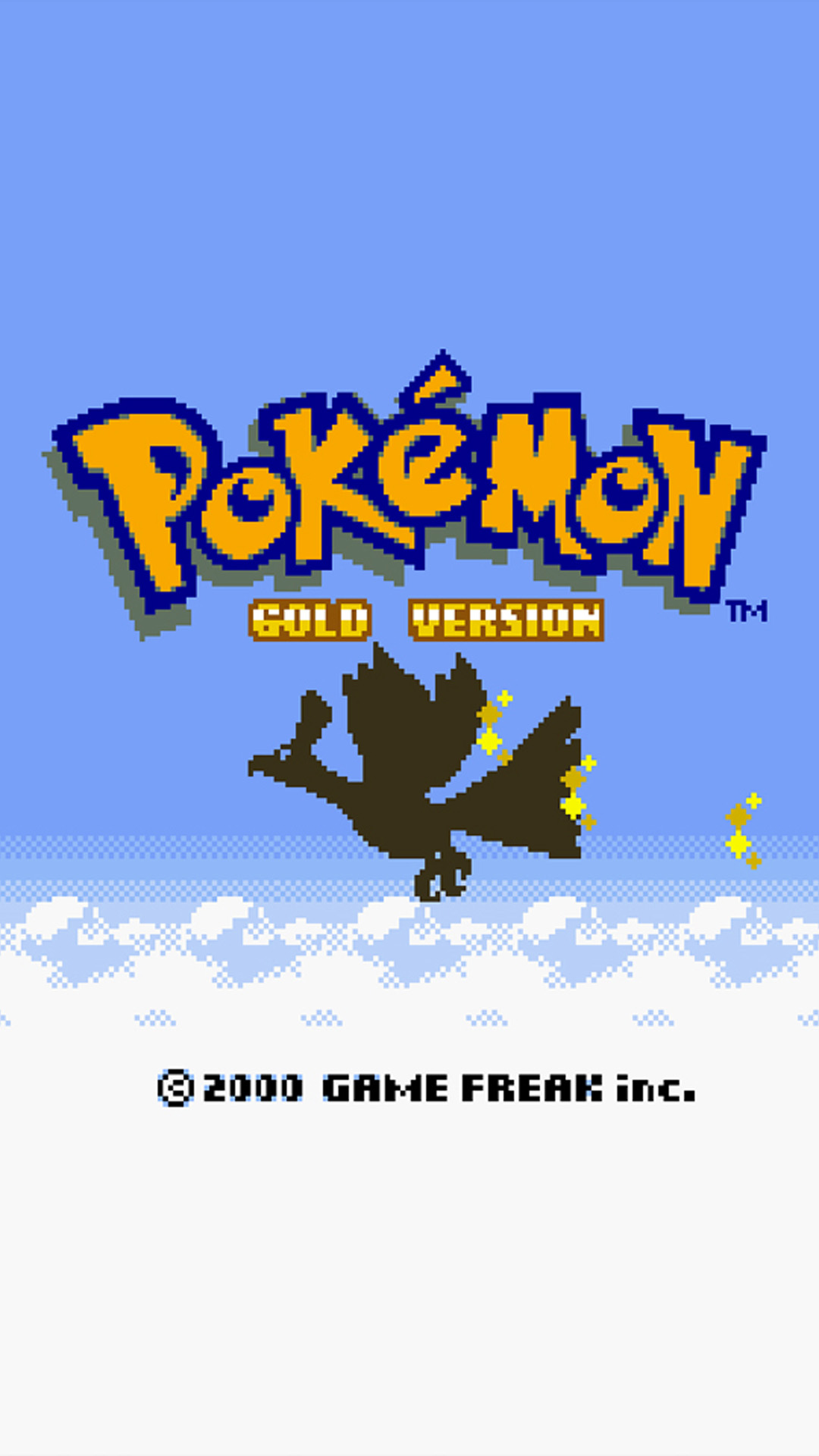 pokemon gold iphone wallpaper collections