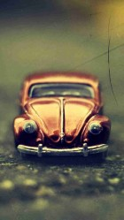 Volkswagen Beetle Toy HD Wallpaper iPhone 6 plus