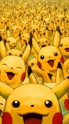 Wild pikachus HD Wallpaper iPhone 6 plus