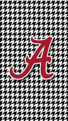 alabama houndstooth HD Wallpaper iPhone 6 plus