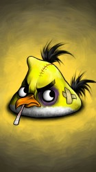 iPhone 6 plus Angry Birds 15 HD Wallpaper
