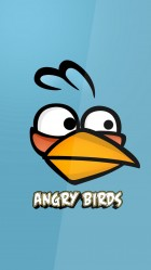 iPhone 6 plus Angry Birds 25 HD Wallpaper