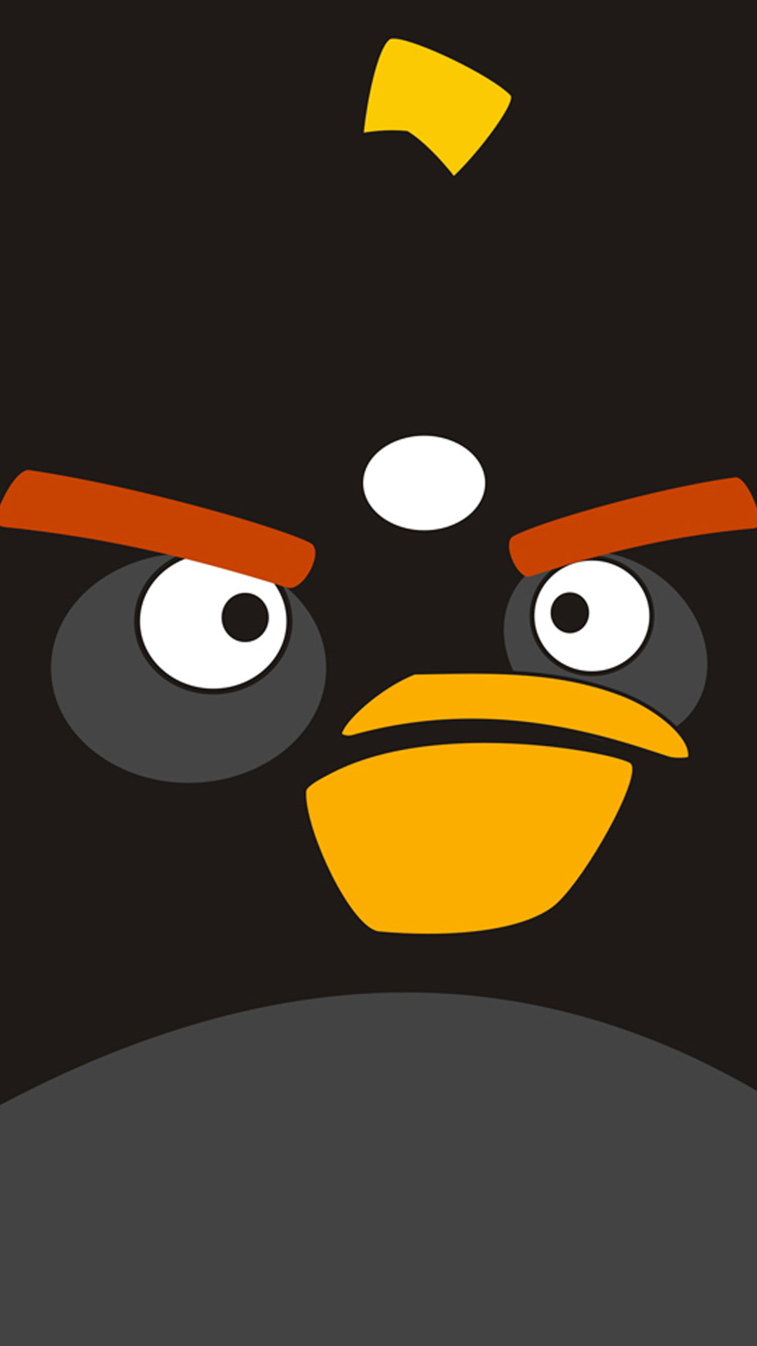 iphone 6 plus angry birds bomb games wallpaper