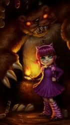 iPhone 6 plus Annie - League of Legends Games wallpaper