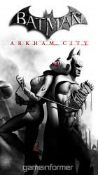 iPhone 6 plus Batman arkham city 1 Games wallpaper