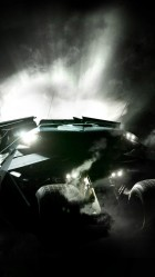 iPhone 6 plus Batman car Games wallpaper