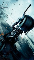 iPhone 6 plus Batman the dark knight 3 Games wallpaper