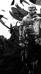 iPhone 6 plus Battlefield 3 -2 Games wallpaper