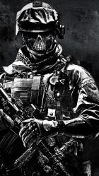 iPhone 6 plus Battlefield 3 -4 Games wallpaper