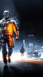 iPhone 6 plus Battlefield 3 Games wallpaper