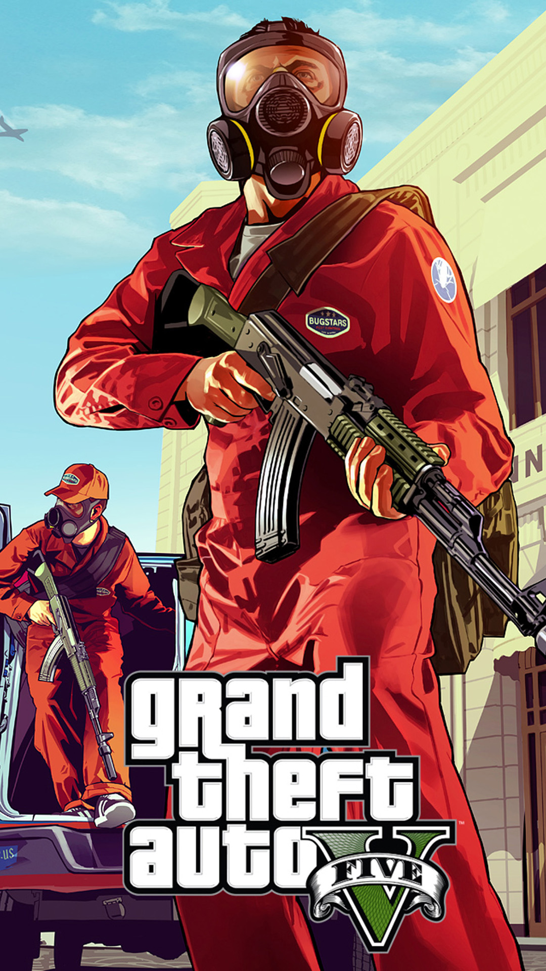 iphone 6 plus gta 5 pest control hd wallpaper