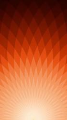 iPhone 6 plus Orange burst HD Wallpaper